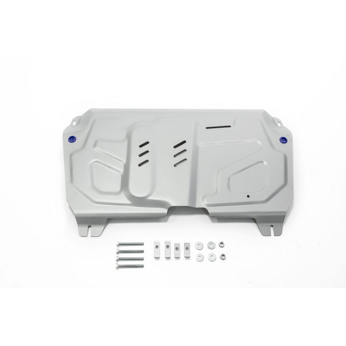 Купить Защита картера и КПП (увеличенная) Rival , для Lexus ES 2012-2015 2015-н.в./Lexus RX 270/350/200t/450h 2008-2015 2015-н.в./Lifan Murman 2017-н.в./Toyota Camry 2006-2011 2011-2014 2014-н.в./Toyota Highlander 2010-2014 2014-2017 2017-н.в./Toyota Venza 2013