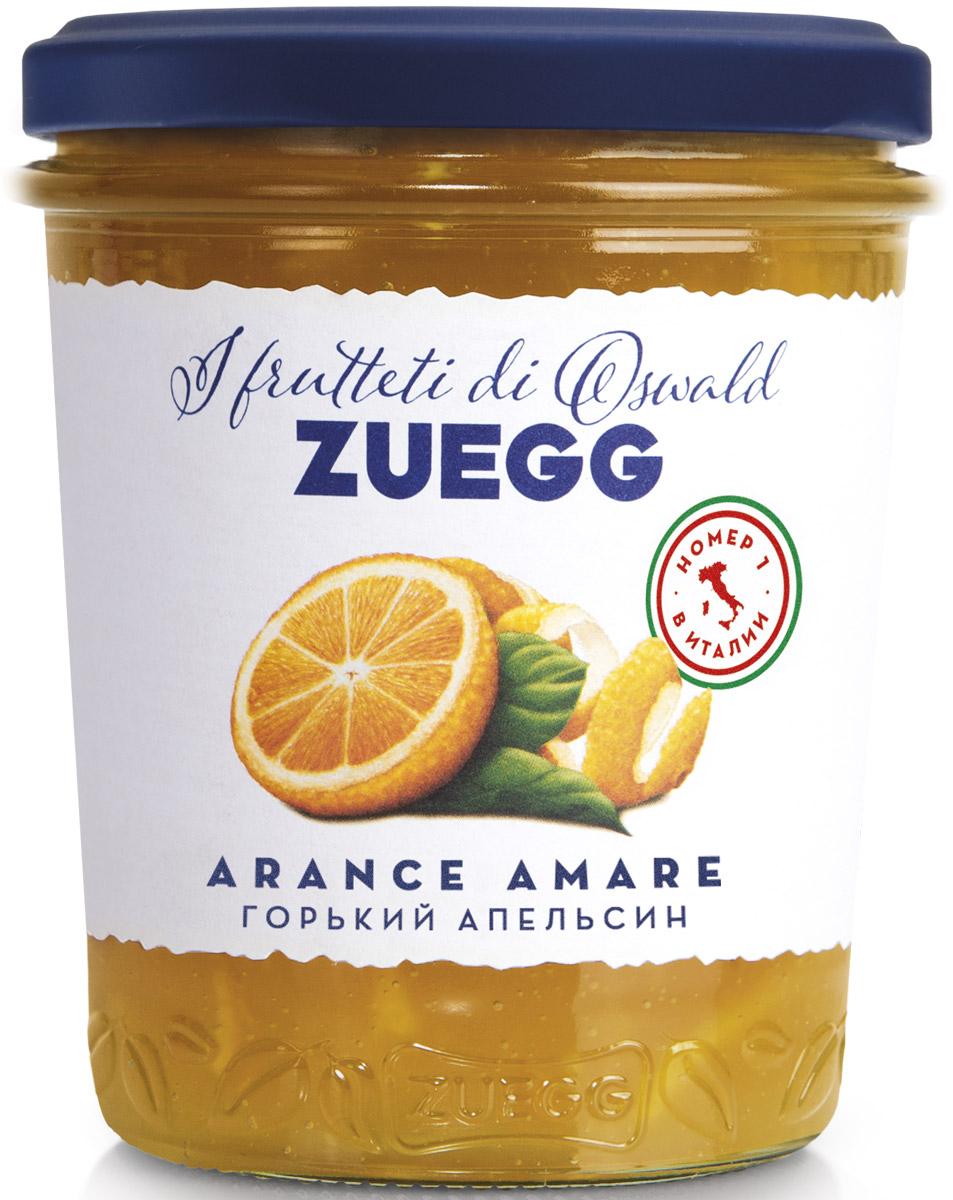 где купить Zuegg Апельсин горький фруктовый десерт, 330 г по лучшей цене