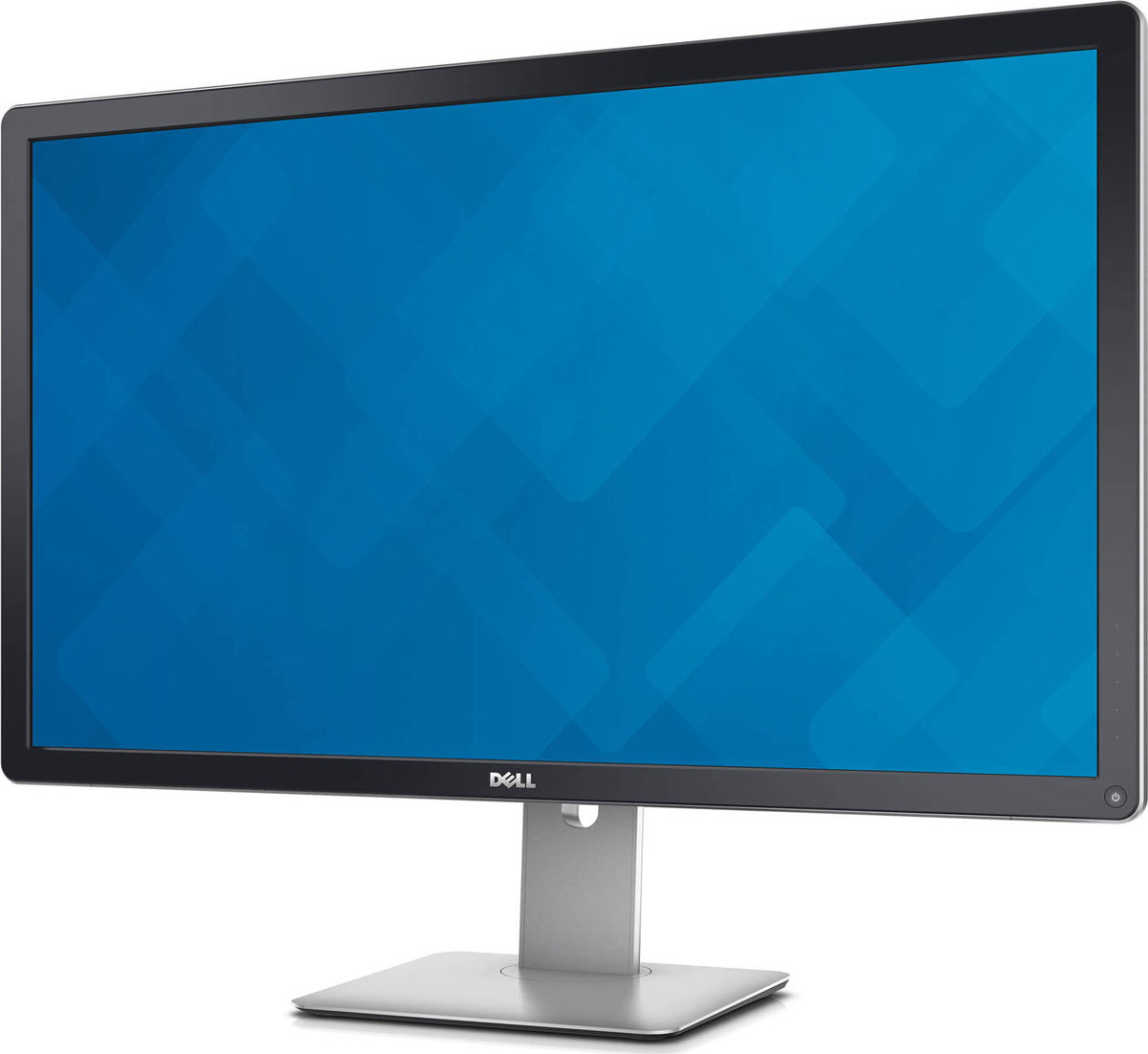 Dell UP3216Q, Black Silver монитор