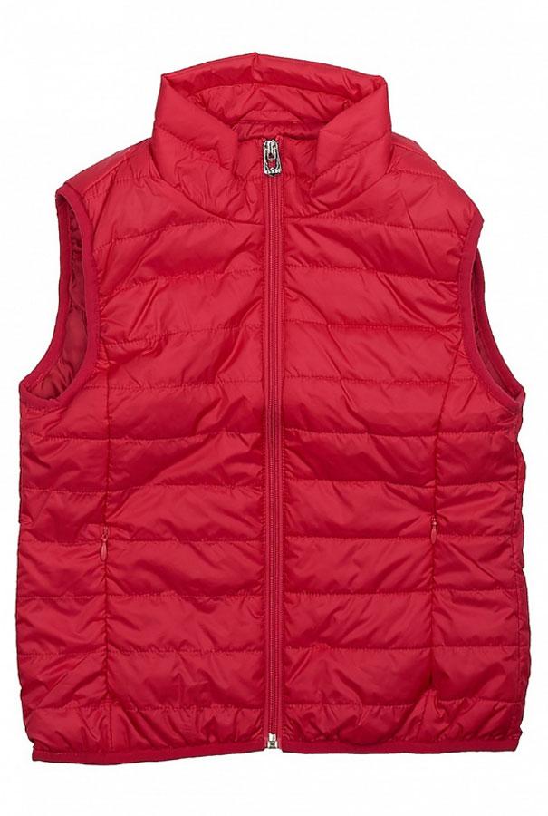 Жилет утепленный для девочки Baon, цвет: ярко-розовый. BJ158001_Bright Carmine. Размер 158 жилет утепленный baon baon ba007ewclcc0
