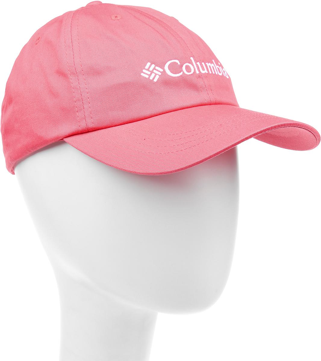 Купить Бейсболка Columbia ROC II Hat, цвет: розовый. 1766611-614. Размер универсальный