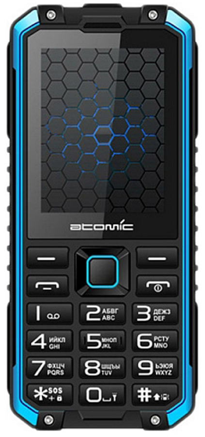 Atomic T2401, Black Blue