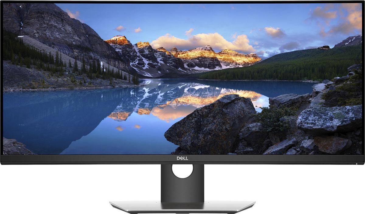 Dell P3418HW, Black Silver монитор3418-493734-дюймовый широкоэкранный монитор Dell P3418HW с разрешением Full HD поможет вам работать эффективнее. Изогнутый экран помогает фокусироваться на текущей задаче.34-дюймовый широкоэкранный изогнутый экран с разрешением Full HD (2560 x 1080) формирует изображение превосходного качества, которое поможет вам сосредоточиться на действительно важных задачах. Сведите к минимуму воздействие отвлекающих факторов, сократите необходимость переводить взгляд и наслаждайтесь удобством просмотра с помощью стильного решения.Удобно расположите окна нескольких приложений с помощью функции Dell Easy Arrange или задействуйте режимы картинка в картинке и картинки рядом для работы над несколькими задачами на двух разных компьютерах одновременно.Регулируемая подставка обеспечивает наклон, поворот и регулировку положения монитора по высоте для создания идеального рабочего места. Выберите наиболее подходящий вариант крепежа или подставки из множества вариантов, включая крепеж, соответствующий требованиям VESA, и создайте рабочее место своей мечты. Этот монитор прошел сертификацию TUV и оснащен экраном без мерцания с поддержкой технологии ComfortView, уменьшающей уровень синего свечения экрана для снижения нагрузки на глаза.