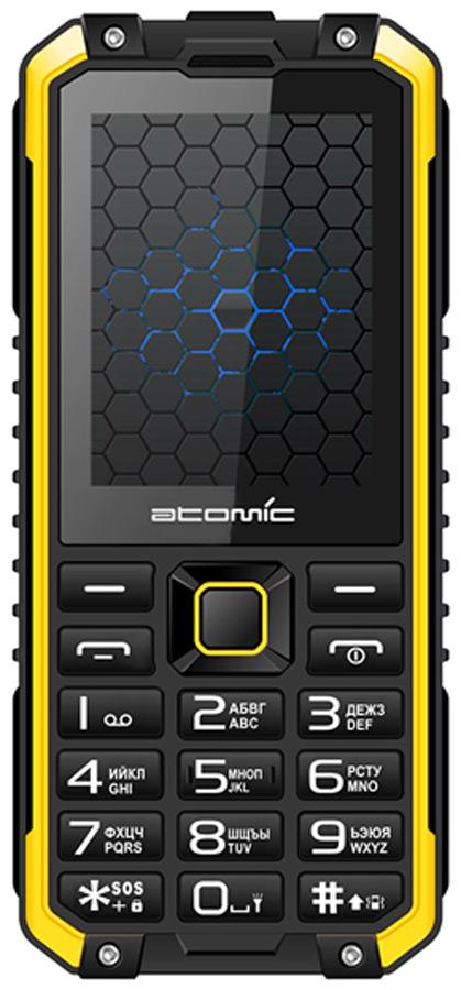 Atomic T2401, Black Yellow