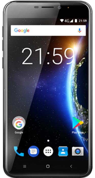 Just5 Cosmo L707, Black913Cosmo L707 – современный, безопасный и привлекательный. 5,5-дюймовый FHD экран с насыщенными цветами, дуальная 13-мегапиксельная камера, быстрое 4G новое приложение Android 7.0 Nougat в сочетании с молниеносно точным устройством для считывания отпечатков пальцев – всё вместе образует мощный и превосходно оборудованный смартфон, который сделает вашу жизнь ярче и легче.
