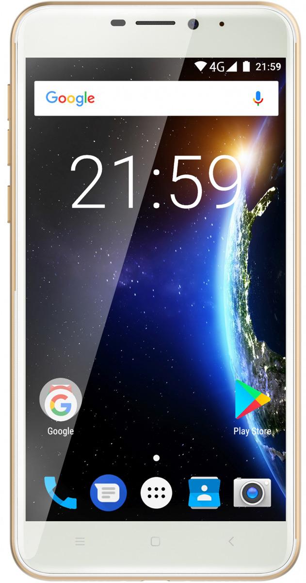 Just5 Cosmo L707, Gold912Cosmo L707 – современный, безопасный и привлекательный. 5,5-дюймовый FHD экран с насыщенными цветами, дуальная 13-мегапиксельная камера, быстрое 4G новое приложение Android 7.0 Nougat в сочетании с молниеносно точным устройством для считывания отпечатков пальцев – всё вместе образует мощный и превосходно оборудованный смартфон, который сделает вашу жизнь ярче и легче.