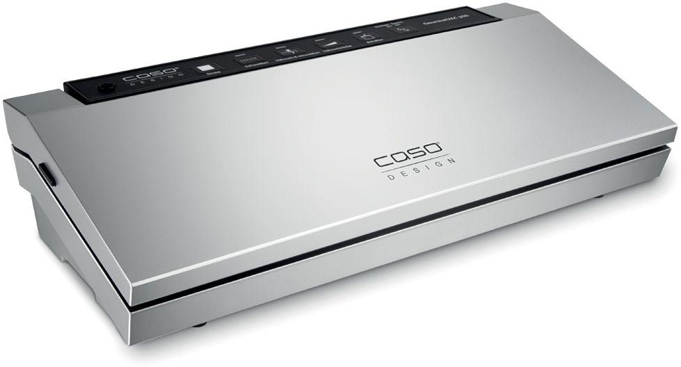 CASO GourmetVAC 280, Silver Black вакуумный упаковщик - Техника для хранения, консервации и заготовок