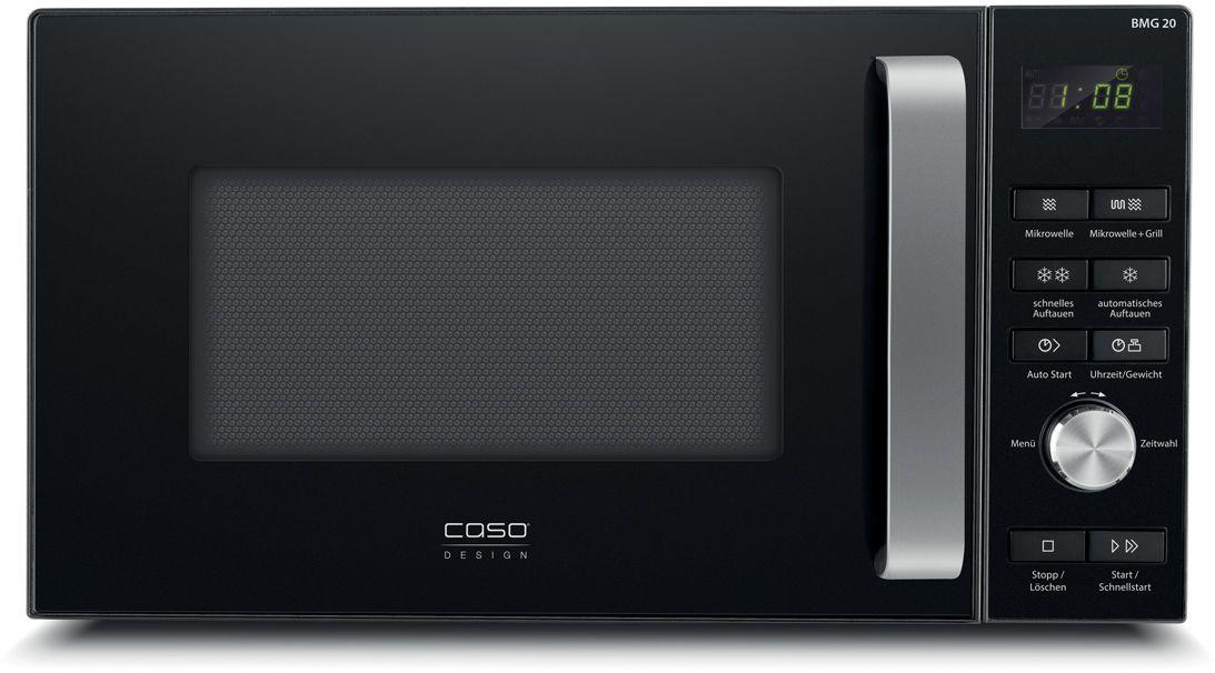 CASO BMCG 25, Black микроволновая печь