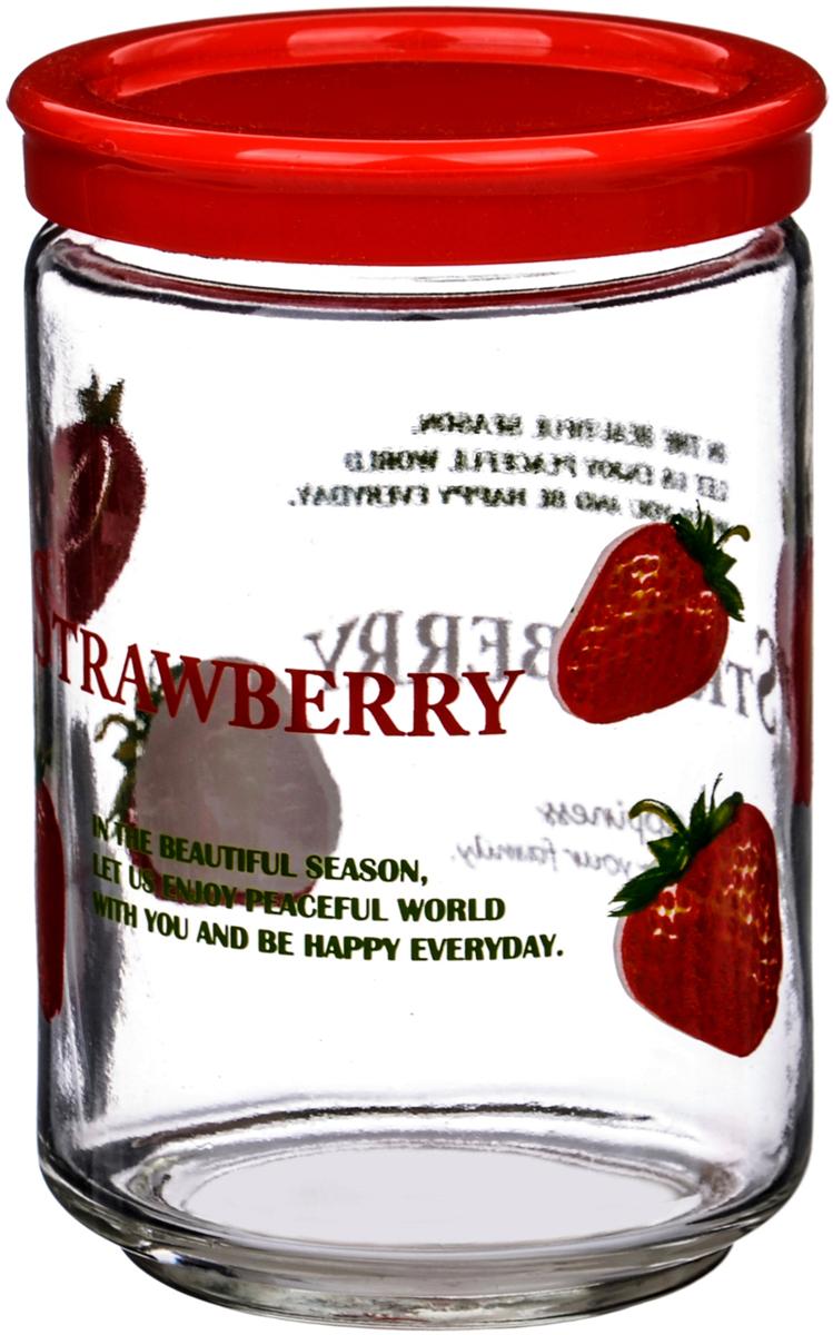 Банка для сыпучих продуктов LY, цвет: красный, 600 млLY213T_2Банка для сыпучих продуктов LY изготовлена из прочного стекла. Прозрачныестенки позволяют видеть содержимое. Внешняя поверхность декорированаярким рисунком. Банка снабжена закручивающейся крышкой из прочного пластика. Изделие подходит для хранения разнообразных сыпучих продуктов, таких каккрупы, сахар, соль, чай, кофе и многое другое. Банка сбережет ваши продукты отвлаги, пыли и насекомых и надолго сохранит их свежими.Банки рекомендуется мыть вручную, без жесткого абразива. Не подвергатьрезкому перепаду температур.