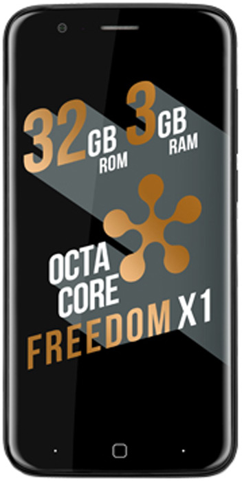 Just5 Freedom X1, Black цена 2017