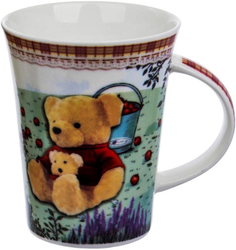 Кружка Liling Quanhu Медведи на даче. Дизайн 1, 380 мл кружка liling quanhu медведи на даче дизайн 1 380 мл