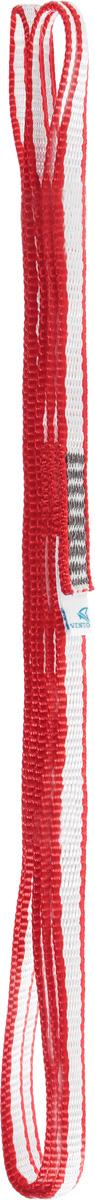 Петля стационная Vento Лайт, стропа Dyneema 10 мм, цвет: красный, длина 200 см