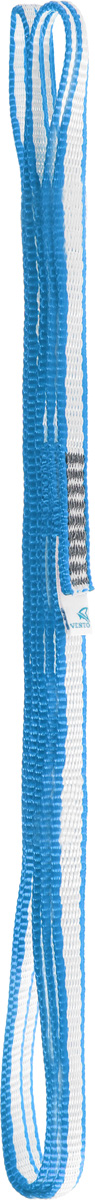 Петля стационная Vento Лайт, стропа Dyneema 10 мм, цвет: голубой, длина 150 смvnt 263 150Петля станционная «ЛАЙТ» шириной 10 мм обладает наименьшим весом при сохранении высоких прочностных характеристик. Нити ленты выполнены из высокопрочного волокна Dyneema. Петля VENTO идеальна для использования в длительных экспедициях. Характеристики:Материал: DyneemaДлина: 150 смМасса: 46 гЦвет: голубой