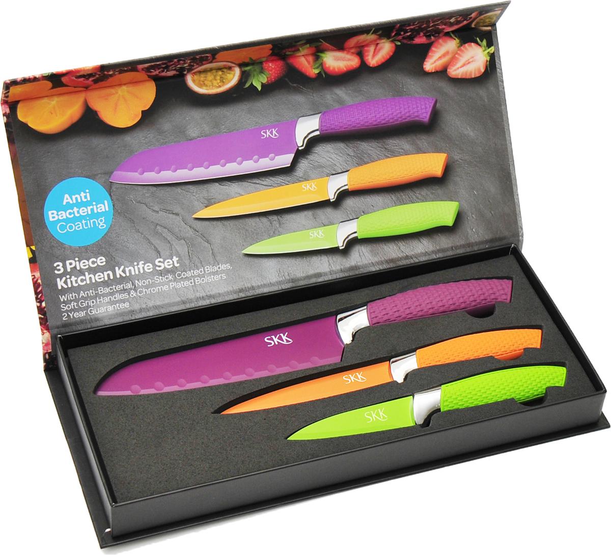 SKK Design Line Набор ножей 3 предмета.