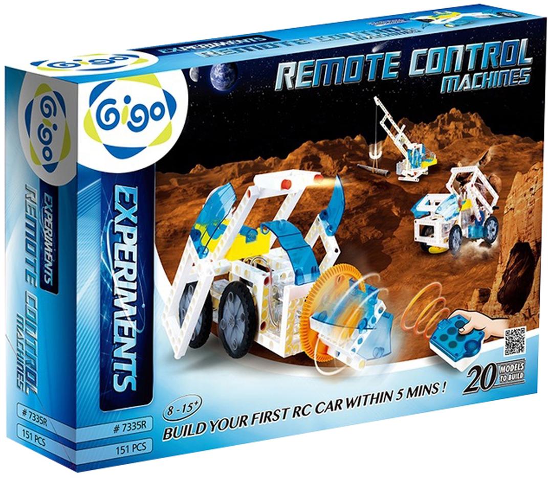 Gigo Конструктор Управляемые роботы 2 gigo логические блоки дьенеша
