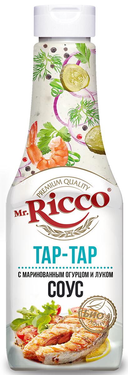 Mr.Ricco Соус тар-тар, 310 г стебель бамбука соус чили blanco 300 г