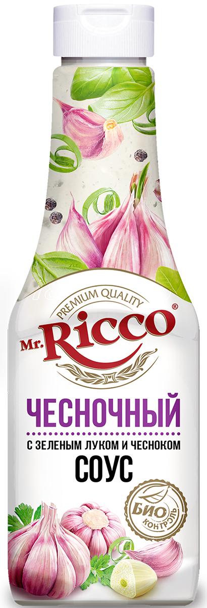 Mr.Ricco Соус чесночный, 310 г