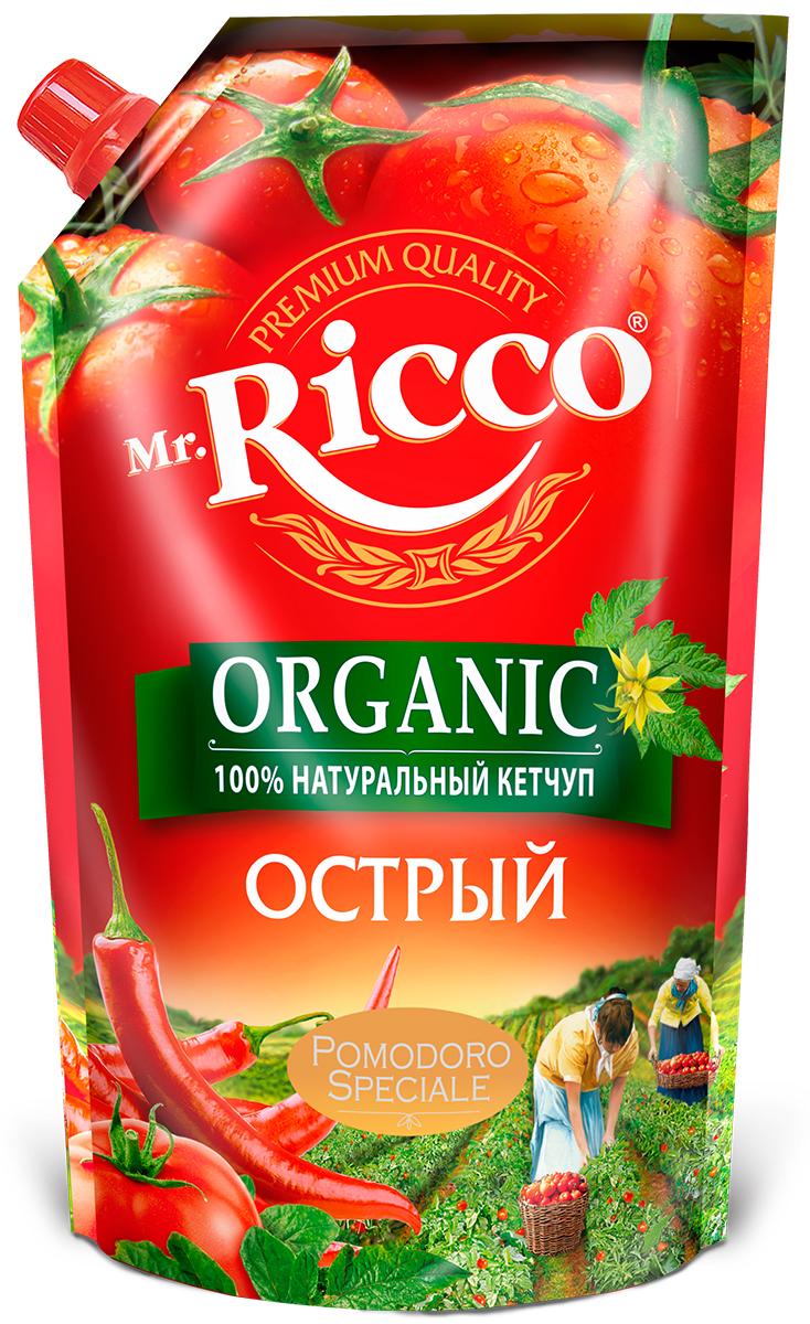 Mr.Ricco Pomodoro Speciale кетчуп острый, 350 г балтимор кетчуп шашлычный 260 г