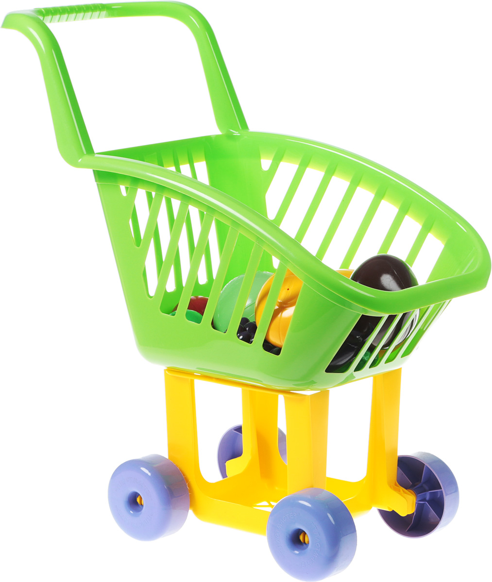 Пластмастер Игровой набор Мой Урожай цвет зеленый желтый