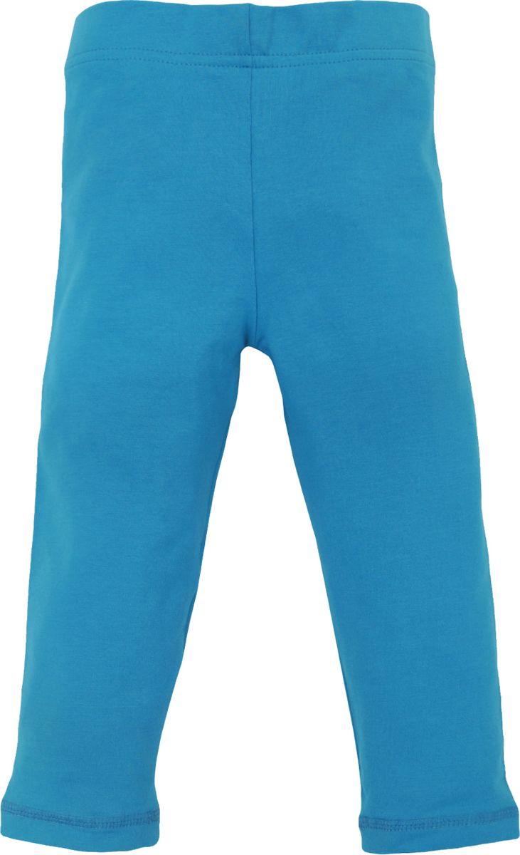 Леггинсы для девочки Let's Go, цвет: бирюзовый. 10175. Размер 86 спортивный костюм для девочки let s go цвет бирюзовый 1118 размер 98