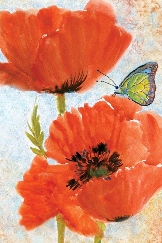Открытка сувенирная Даринчи Акварель №51, 15 х 10 см открытка хочун именинник 10 х 15 см