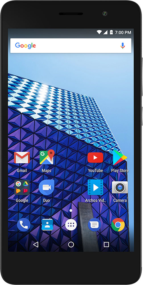 Archos Access 50 Color 3G, Black