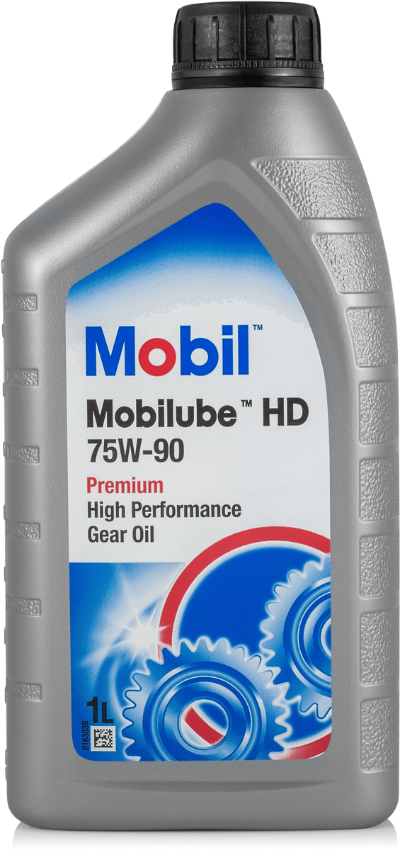 Купить Трансмиссионное масло Mobil Mobilube HD, 75W-90, 1л