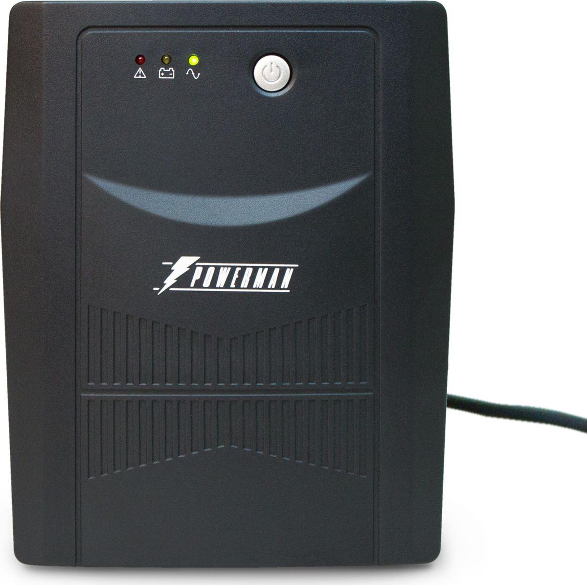 Zakazat.ru Источник бесперебойного питания Powerman UPS Ваck Pro 2000 Plus, 2000 ВА