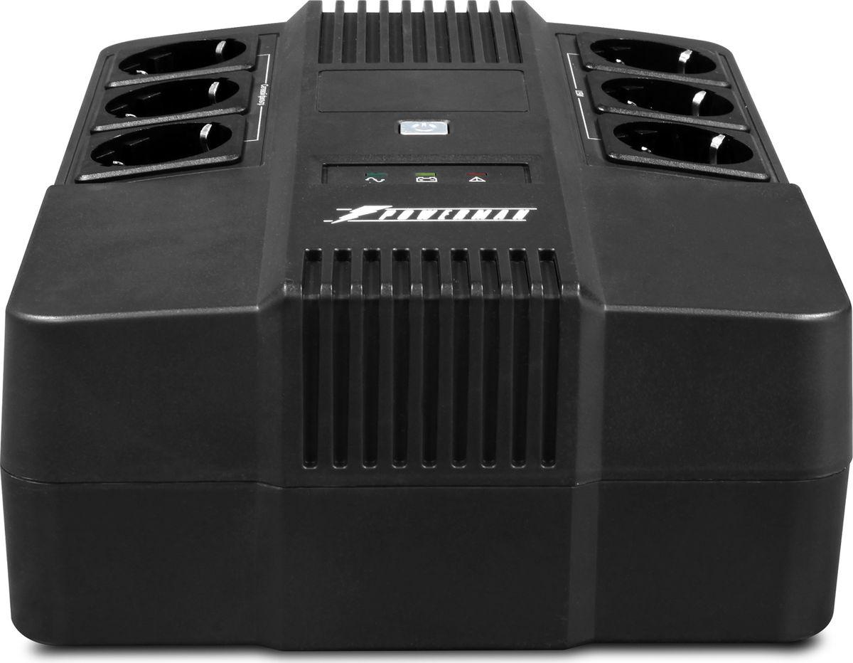 Источник бесперебойного питания Powerman  UPS Brick 600 , 600 ВА - Источники бесперебойного питания (UPS)