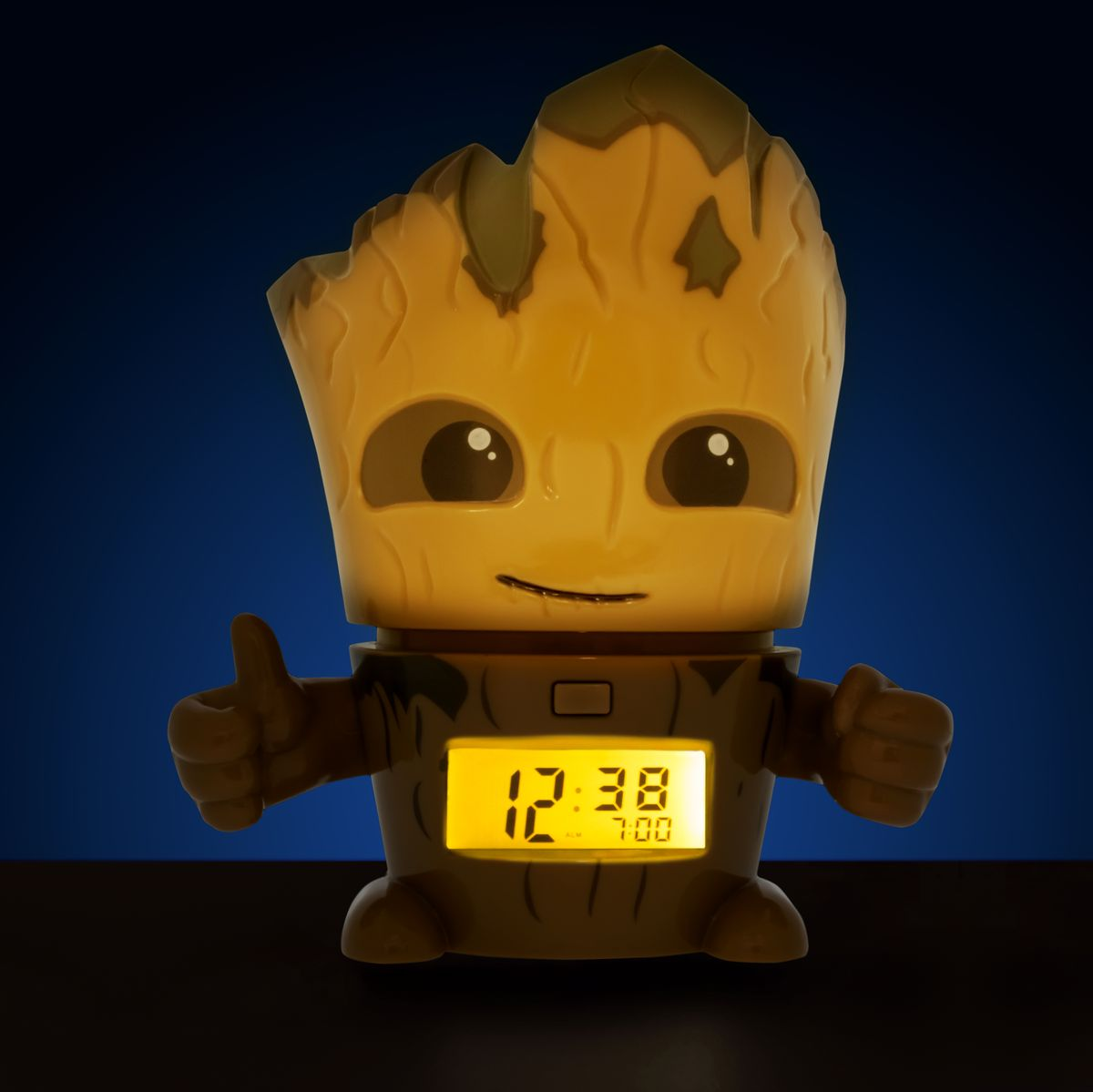 Marvel Guardians of the Galaxy Vol. 2 Будильник BulbBotz Groot - Радиобудильники и проекционные часы