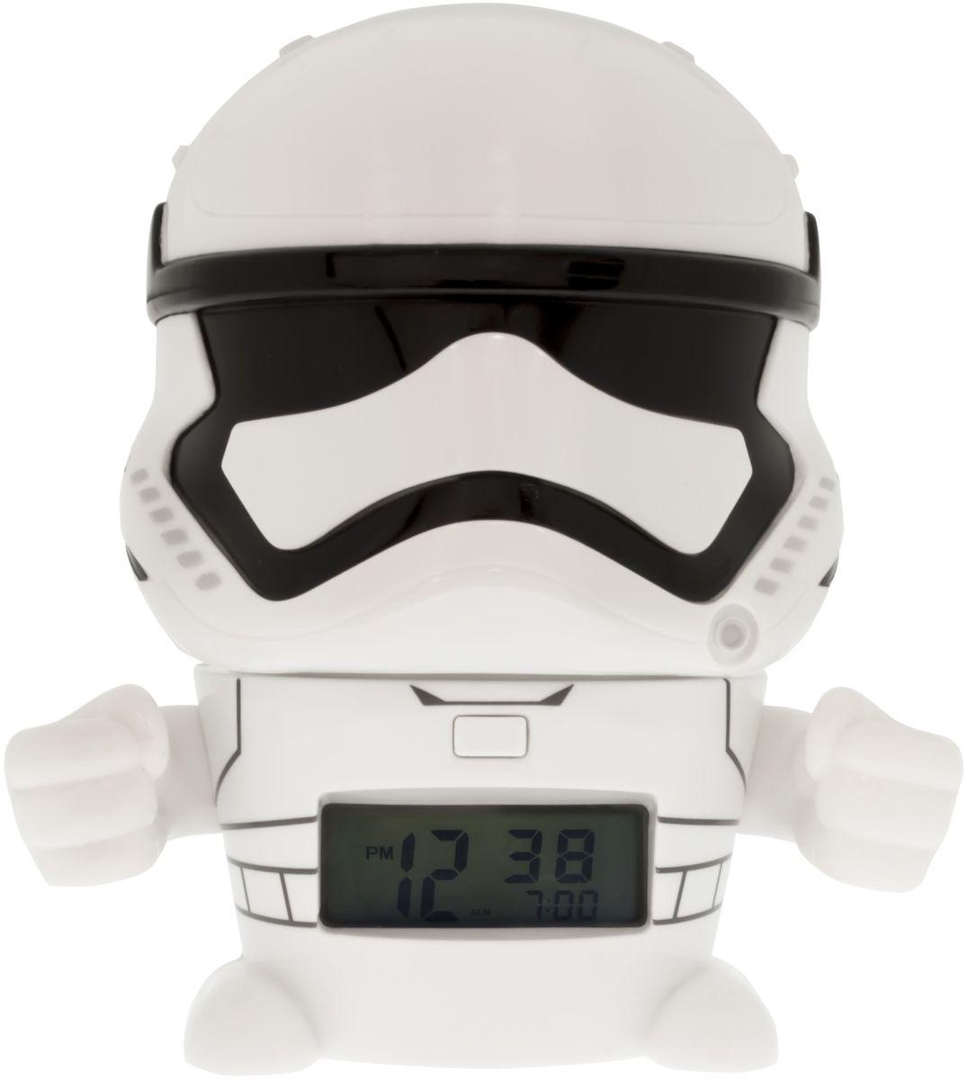 StarWars Будильник BulbBotz Stormtrooper - Радиобудильники и проекционные часы