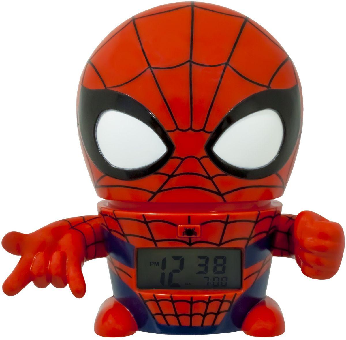 Marvel Spider-Man Будильник BulbBotz Spider-Man - Радиобудильники и проекционные часы