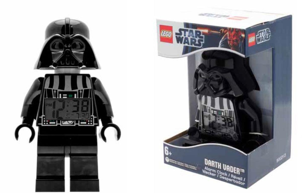 LEGO Star Wars Будильник Darth Vader - Радиобудильники и проекционные часы