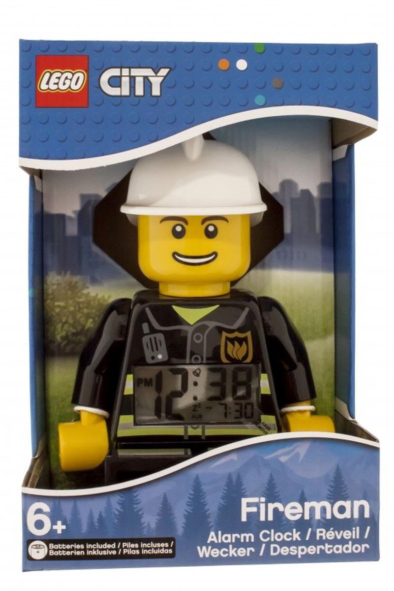 LEGO City Будильник Fireman - Радиобудильники и проекционные часы