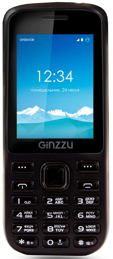 Ginzzu M201, Black