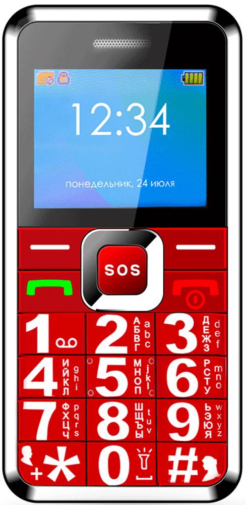 Ginzzu MB505, Red