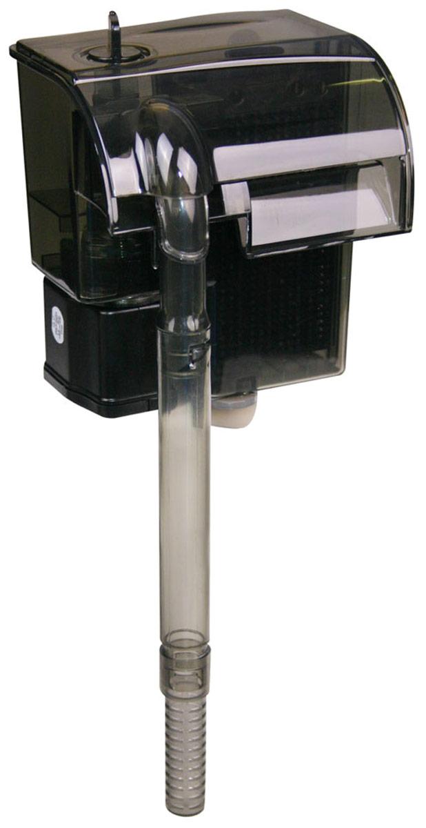 Фильтр Aqua One ClearView 280, рюкзачный, до 80 л, 280 л/ч, 4W помпа фильтр aqua el fan 3 300 700л ч