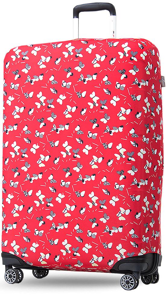 Чехол на чемодан Mettle ART.LEBEDEV. Бумажные бабочки, размер L (высота чемодана: 75-82 см)LB-00000430Легкий и воздушный, но в то же время смелый и характерный узор Бумажныебабочки достаточно яркий, чтобы не терять багаж на ленте и оставатьсязаметным в толпе. Дизайнерская идея, которая лежит в основе узора - соединить несочетаемое:яркую экспрессию русского авангарда со сдержанными и утонченнымияпонскими мотивами. Многоразовый чехол идеально совпадает с размерами чемодана, надеваетсяна него легко и быстро, отталкивает грязь, не нуждается в частой стирке.Продлите срок службы своего чемодана с помощью элегантного чехла сБумажными бабочками от дизайнеров студии Артемия Лебедева!