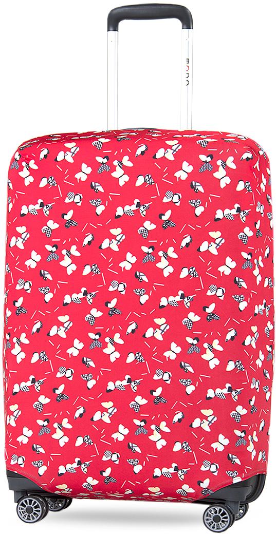 Чехол на чемодан Mettle ART.LEBEDEV. Бумажные бабочки, размер M (высота чемодана: 65-75 см)LB-00000429Легкий и воздушный, но в то же время смелый и характерный узор Бумажныебабочки достаточно яркий, чтобы не терять багаж на ленте и оставатьсязаметным в толпе. Дизайнерская идея, которая лежит в основе узора - соединить несочетаемое:яркую экспрессию русского авангарда со сдержанными и утонченнымияпонскими мотивами. Многоразовый чехол идеально совпадает с размерами чемодана, надеваетсяна него легко и быстро, отталкивает грязь, не нуждается в частой стирке.Продлите срок службы своего чемодана с помощью элегантного чехла сБумажными бабочками от дизайнеров студии Артемия Лебедева!