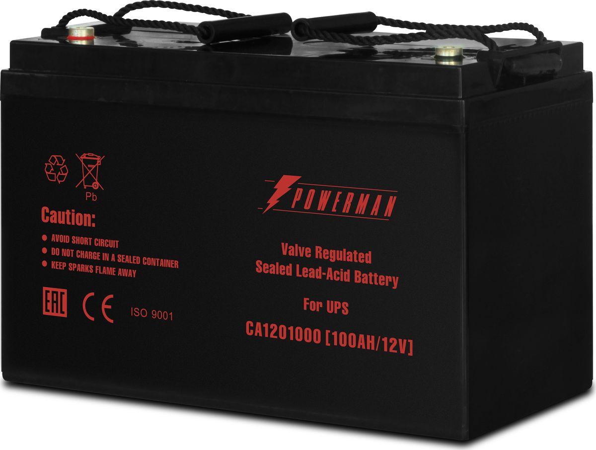 Zakazat.ru: Аккумулятор Powerman CA121000/UPS, 100000 мАч
