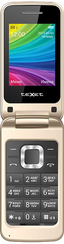 Texet TM-204, Beige