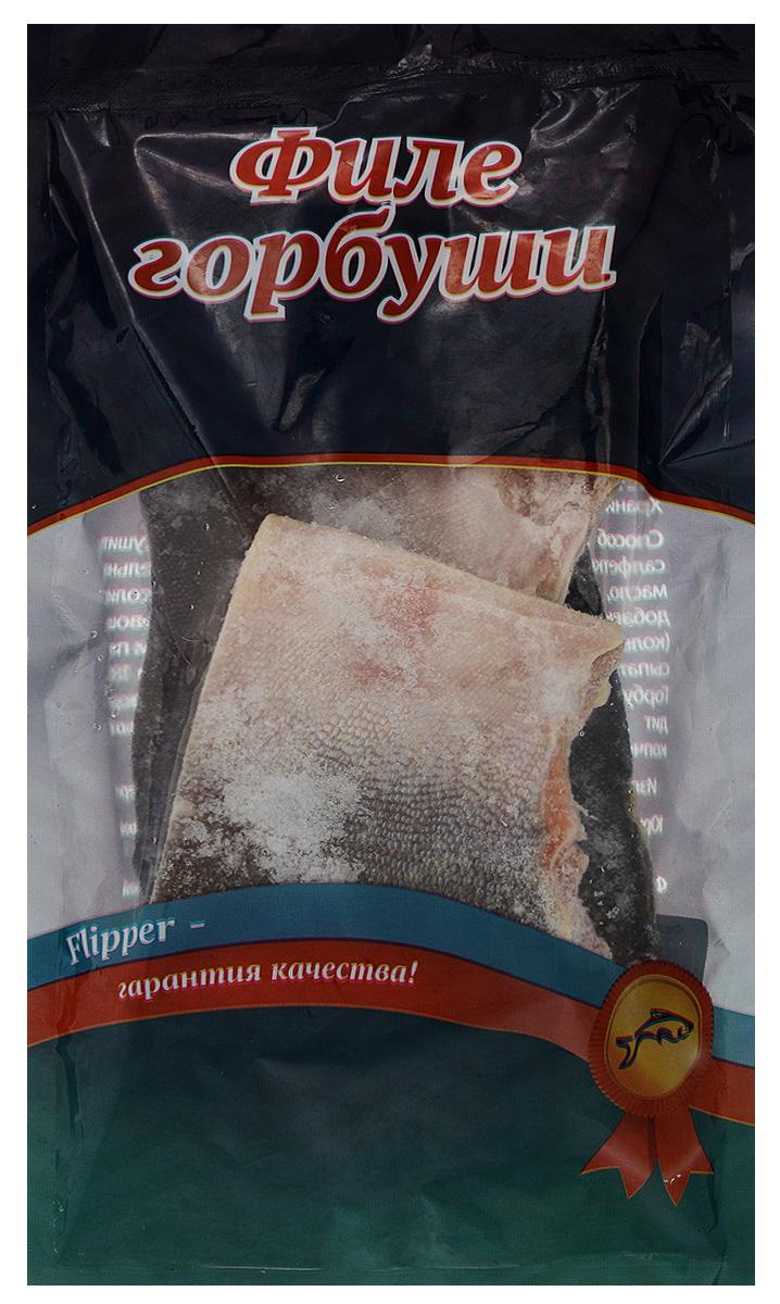 Flipper Горбуша, филе с кожей, 600 г горбуша вкусные консервы натуральная 245г