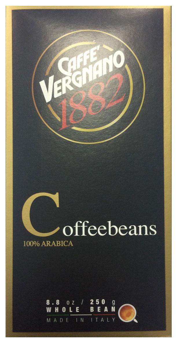 Vergnano Arabicaкофе в зернах, 250 г Vergnano