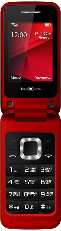 Texet TM-304, Red