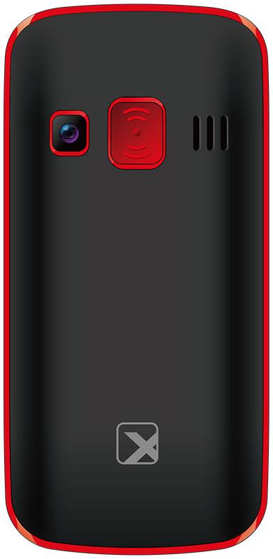 Texet TM-B217, Black Red Texet