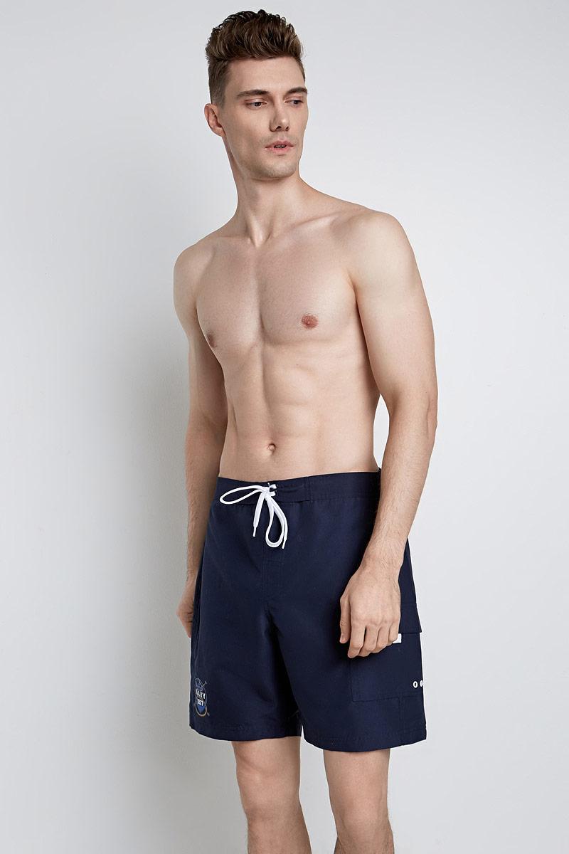 Купальные шорты мужские Infinity Lingerie Darth, цвет: синий. 33104750014_8000. Размер XXL (52) цена