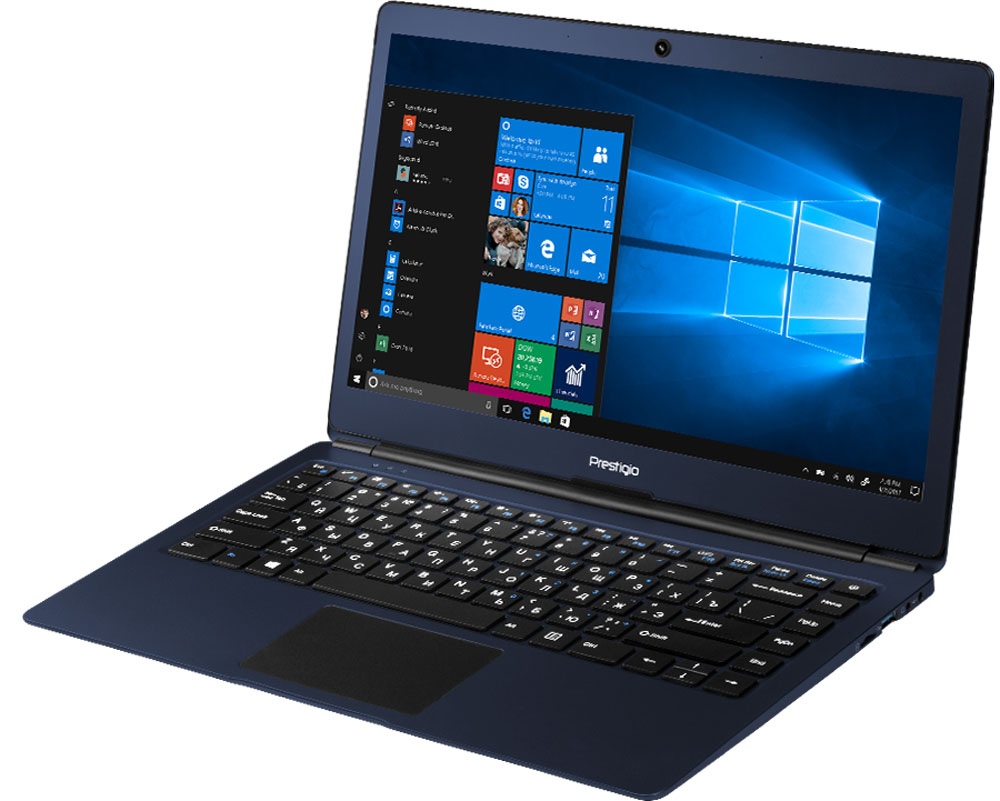 Prestigio SmartBook 133S, Blue (PSB133S01ZFH_BB_CIS)