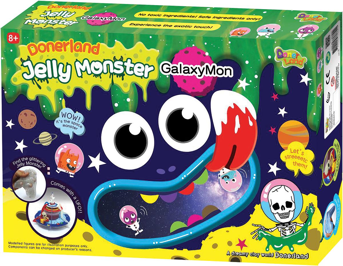Donerland Набор для опытов и экспериментов Jelly Monster Galaxymon