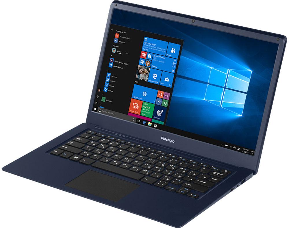 Prestigio SmartBook 141C, Dark Blue PSB141C01BFH_DB_CIS