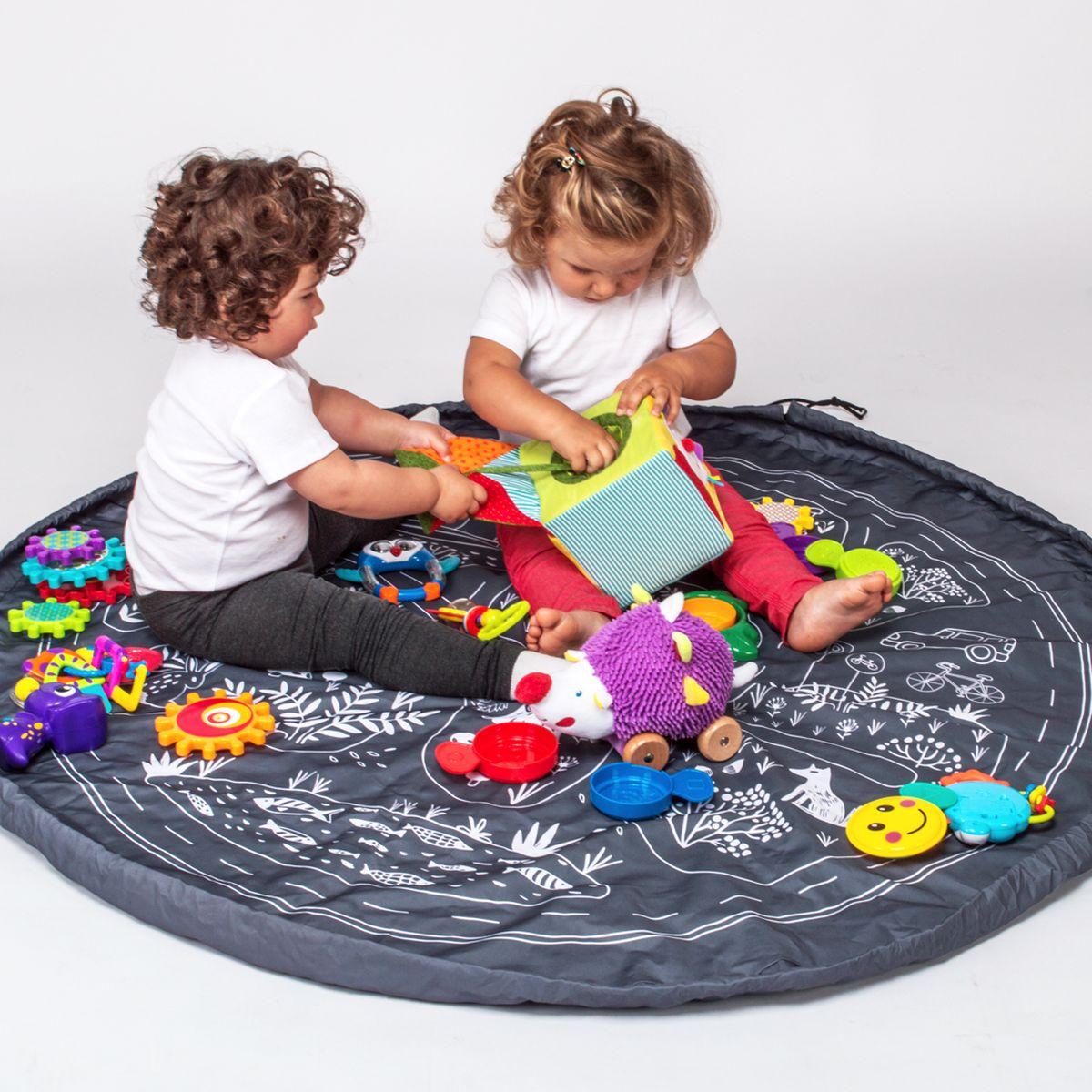 Happy Baby Сумка-коврик для игрушек - Коляски и аксессуары